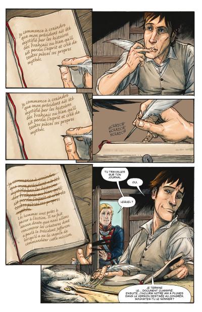 Page 4 Manifest destiny tome 1