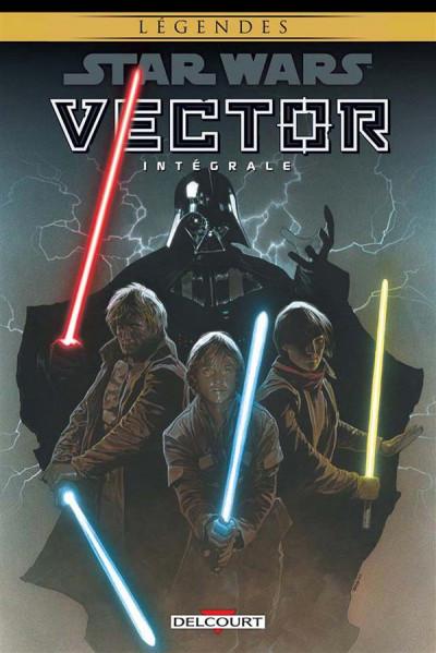 Couverture Star Wars Vector - Intégrale