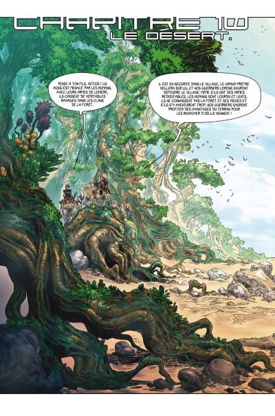 Page 2 Terra prime tome 3
