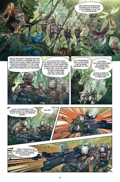 Page 4 Terra prime tome 3