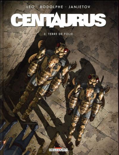 Couverture Centaurus tome 3