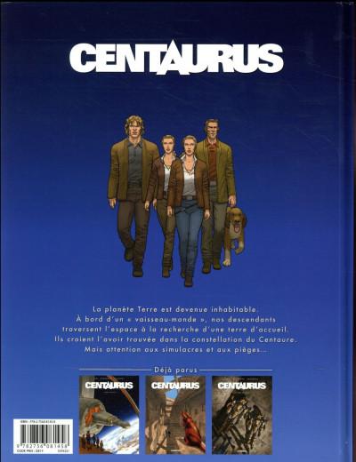 Dos Centaurus tome 3