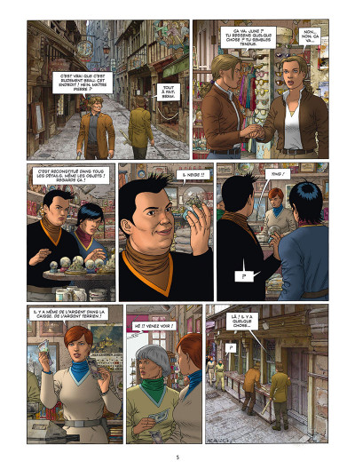 Page 3 Centaurus tome 3