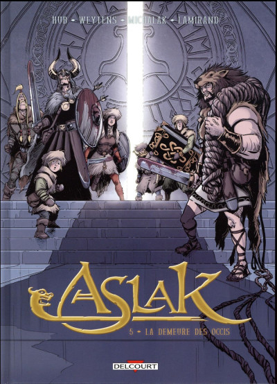 Couverture Aslak tome 5