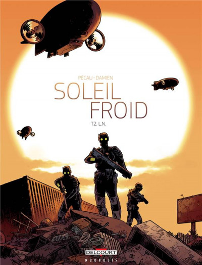 Couverture Soleil froid tome 2