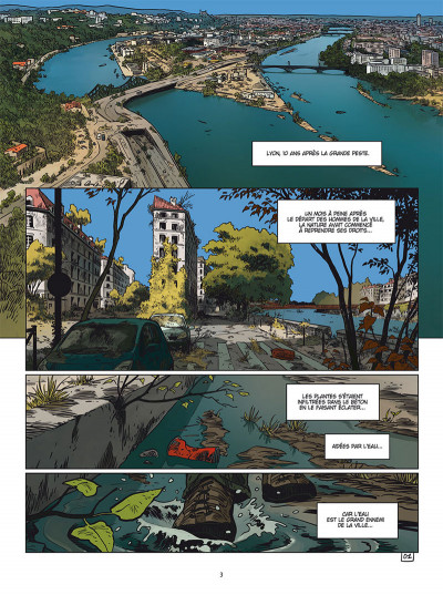 Page 1 Soleil froid tome 2