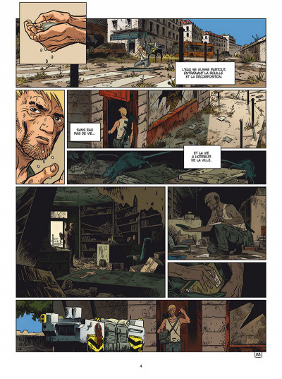 Page 2 Soleil froid tome 2