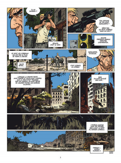 Page 3 Soleil froid tome 2