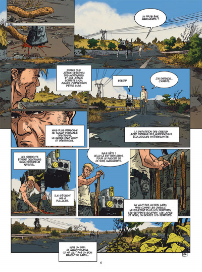 Page 4 Soleil froid tome 2