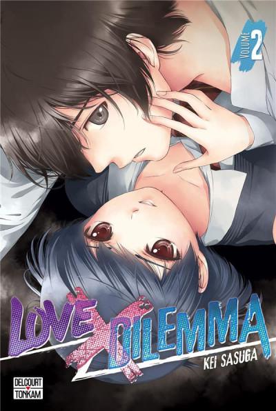 Couverture Love X Dilemma tome 2