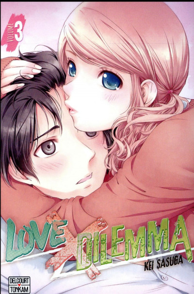 Couverture Love X dilemma tome 3