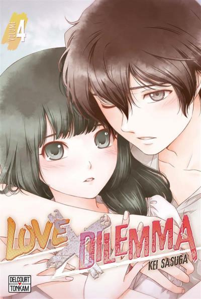 Couverture Love X Dilemma tome 4