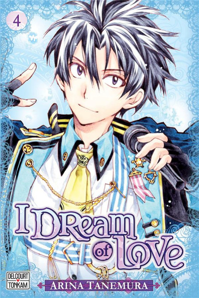 Couverture I dream of love tome 4
