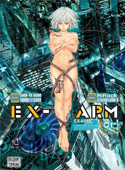 Couverture Ex-Arm tome 1