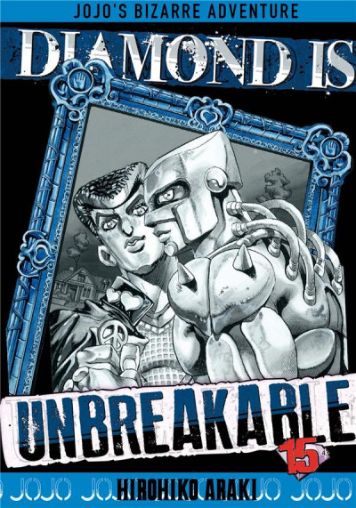 Couverture Jojo's bizarre adventure - Diamond is unbreakable tome 15