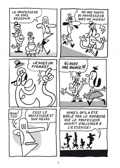 Page 2 Chaussons aux pommes et autres péripéties
