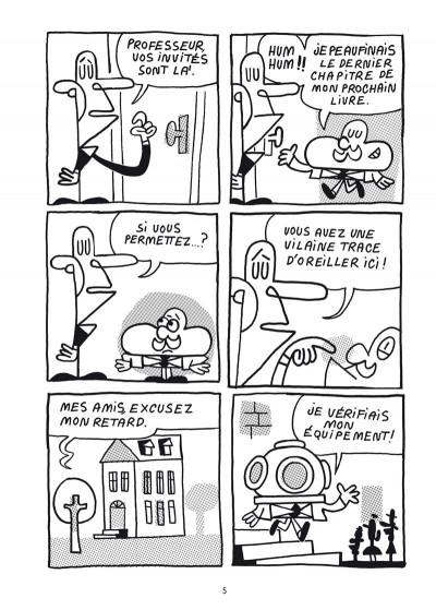 Page 3 Chaussons aux pommes et autres péripéties