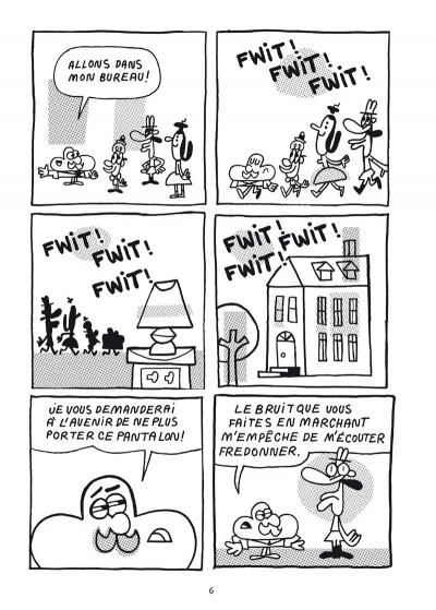 Page 4 Chaussons aux pommes et autres péripéties