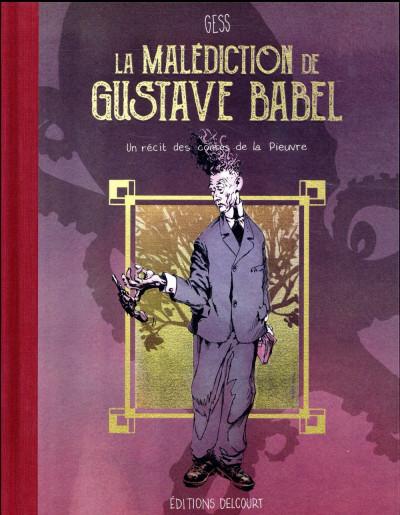 Couverture La malédiction de Gustave Babel