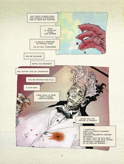Page 3 La malédiction de Gustave Babel