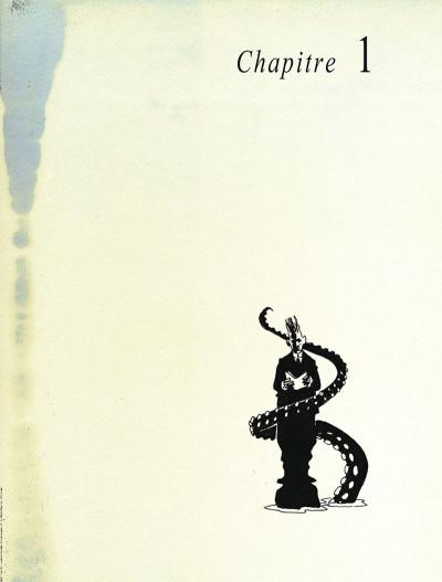 Page 4 La malédiction de Gustave Babel
