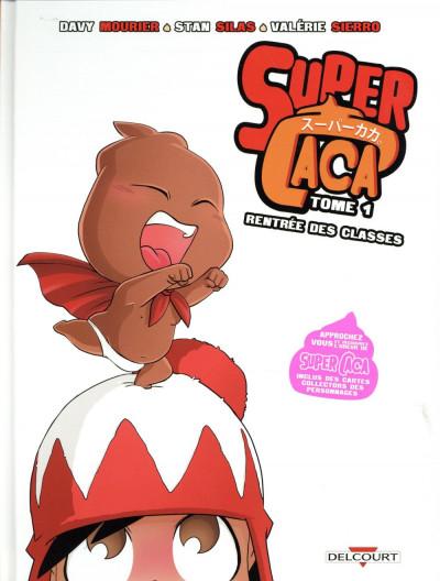 Couverture Super Caca tome 1