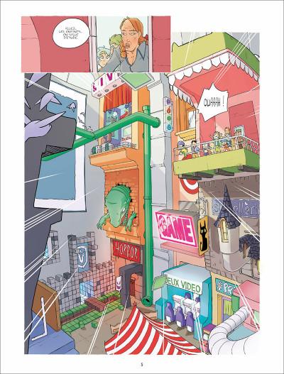 Page 3 Super Caca tome 1