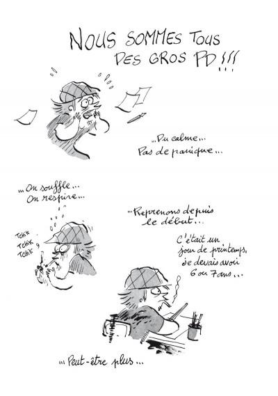 Page 2 Les carnets secrets de Guillaume Bianco tome 2