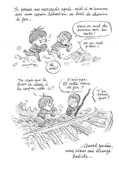 Page 3 Les carnets secrets de Guillaume Bianco tome 2