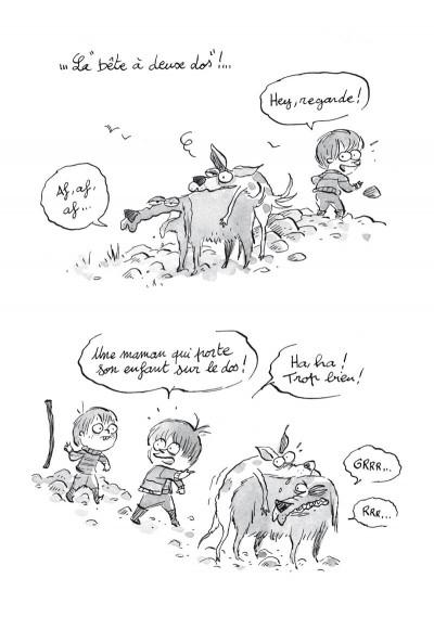 Page 4 Les carnets secrets de Guillaume Bianco tome 2