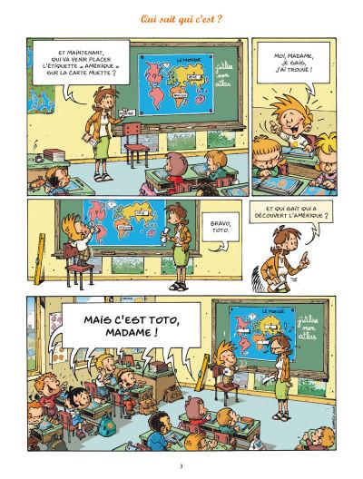 Page 1 Les blagues de Toto - HS - Premières farces