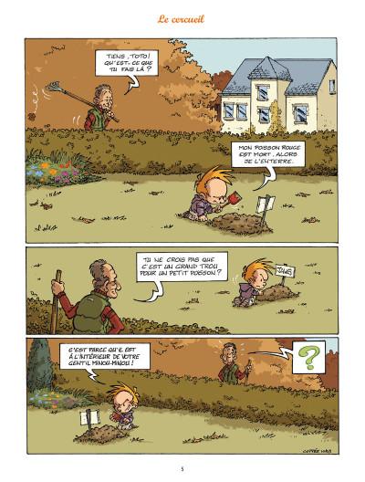 Page 3 Les blagues de Toto - HS - Premières farces