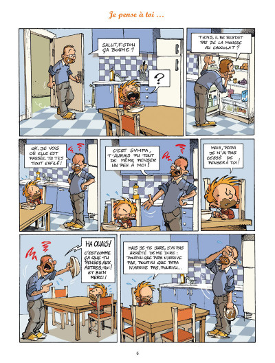 Page 4 Les blagues de Toto - HS - Premières farces