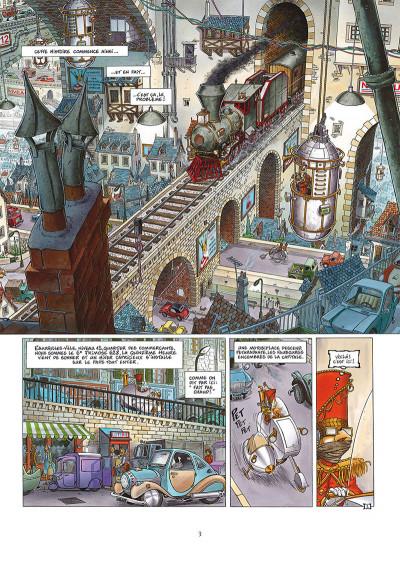 Page 1 La nef des fous tome 8 + ex-libris offert