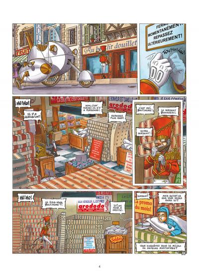 Page 2 La nef des fous tome 8 + ex-libris offert