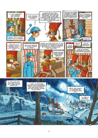 Page 4 La nef des fous tome 8 + ex-libris offert