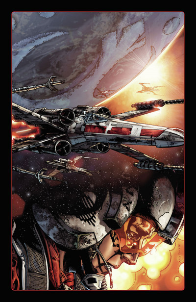 Page 3 Star Wars - X-Wing rogue squadron - intégrale tome 1