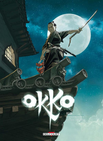 Couverture Okko - Intégrale tome 9 à tome 10
