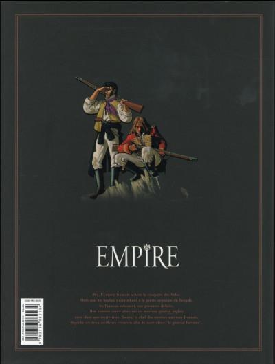 Dos Empire - intégrale tomes 1 à 3