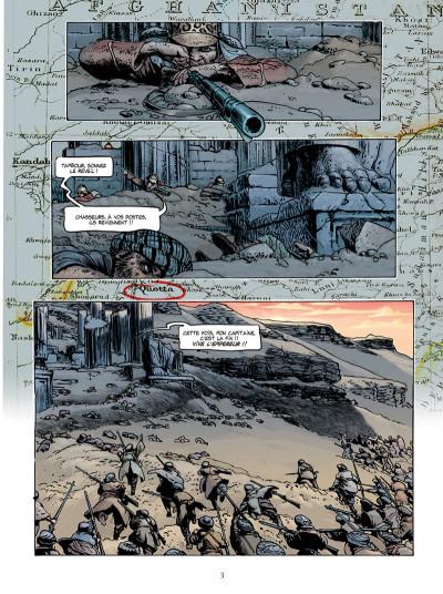 Page 1 Empire - intégrale tomes 1 à 3