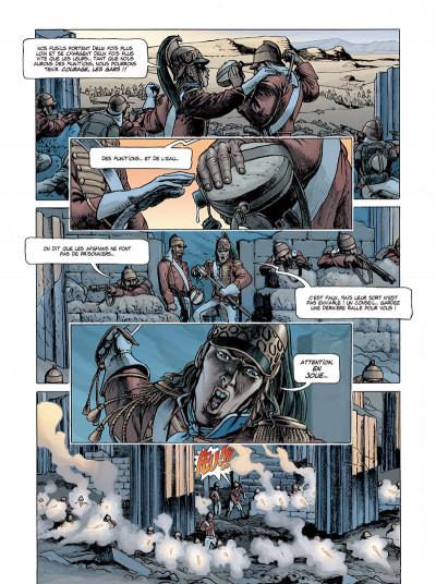 Page 2 Empire - intégrale tomes 1 à 3