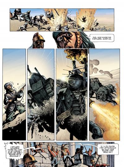 Page 3 Empire - intégrale tomes 1 à 3