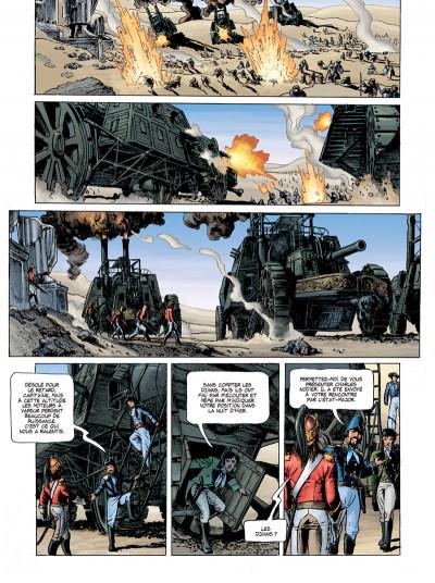 Page 4 Empire - intégrale tomes 1 à 3