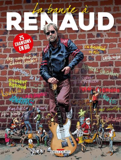Page 1 La bande à Renaud - édition 2016