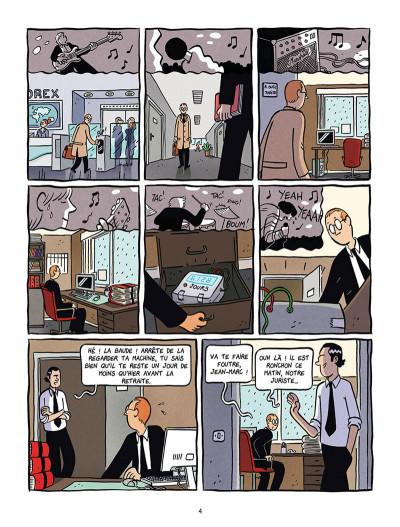 Page 2 Les deux vies de Baudouin