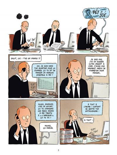 Page 3 Les deux vies de Baudouin