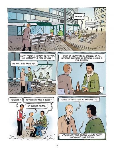 Page 4 Les deux vies de Baudouin