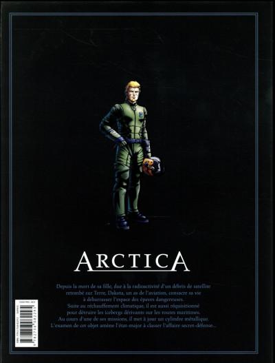 Dos Arctica -  intégrale tomes 1 à 3
