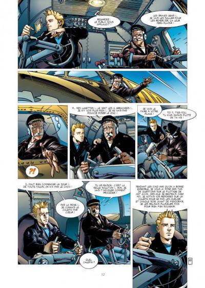 Page 1 Arctica -  intégrale tomes 1 à 3
