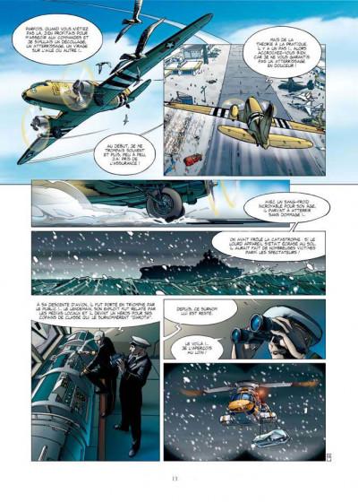 Page 2 Arctica -  intégrale tomes 1 à 3